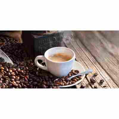 Kompaktschichtstoff 'WandArt easy' 120 x 58,5 cm coffee beans