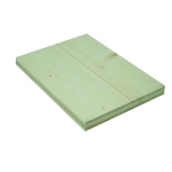 3 Schichtplatte Fichte 2500 X 1250 X 19 Mm ǀ Toom Baumarkt