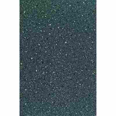 Arbeitsplatte Granitho anthrazit '4288' dunkelgrau/weiß 4100 x 600 x 38 mm