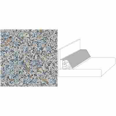 Wandanschlussprofil Compact 3000 x 27 x 35 mm mosaik corfu