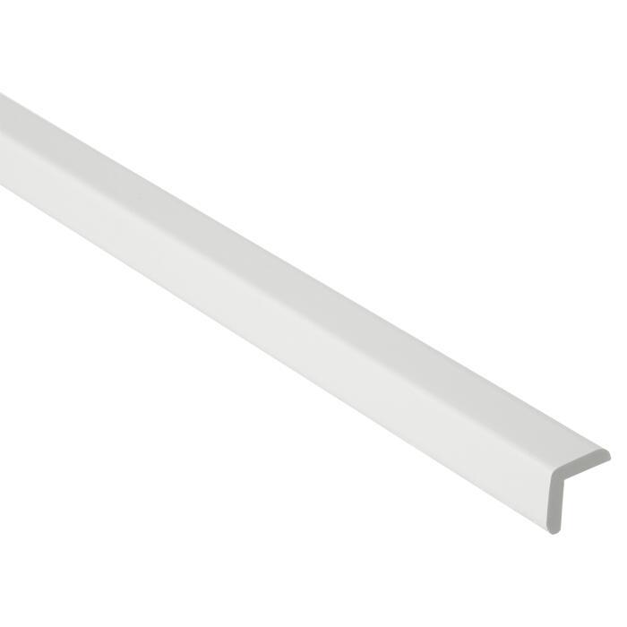 Winkelleiste Weiss 2500 X 20 X 20 Mm ǀ Toom Baumarkt
