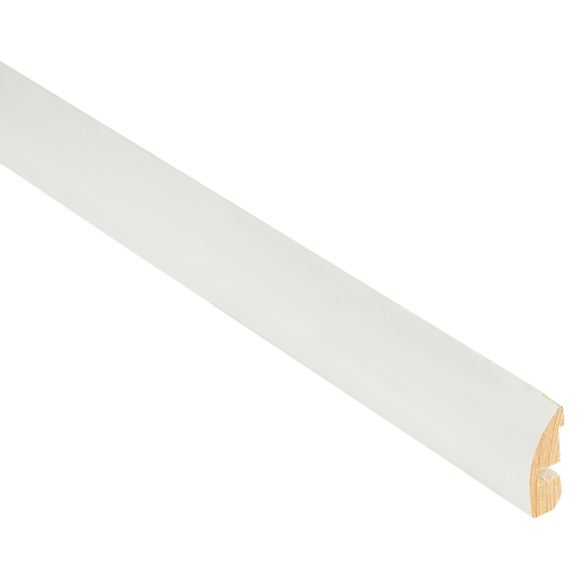 Deckenleiste Varnea Weiss 2400 X 35 X 14 Mm ǀ Toom Baumarkt