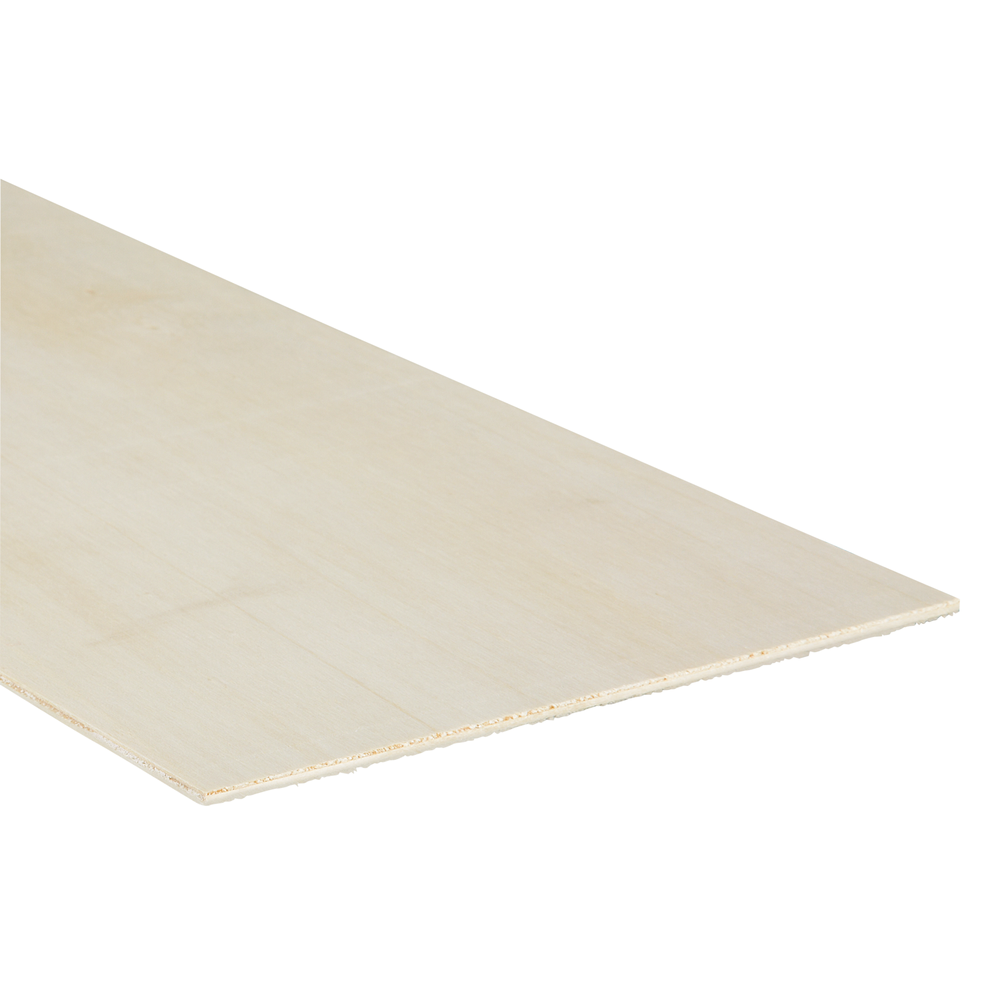 Sperrholz M/öbelbau Pappel 400 x 400 x 4 mm