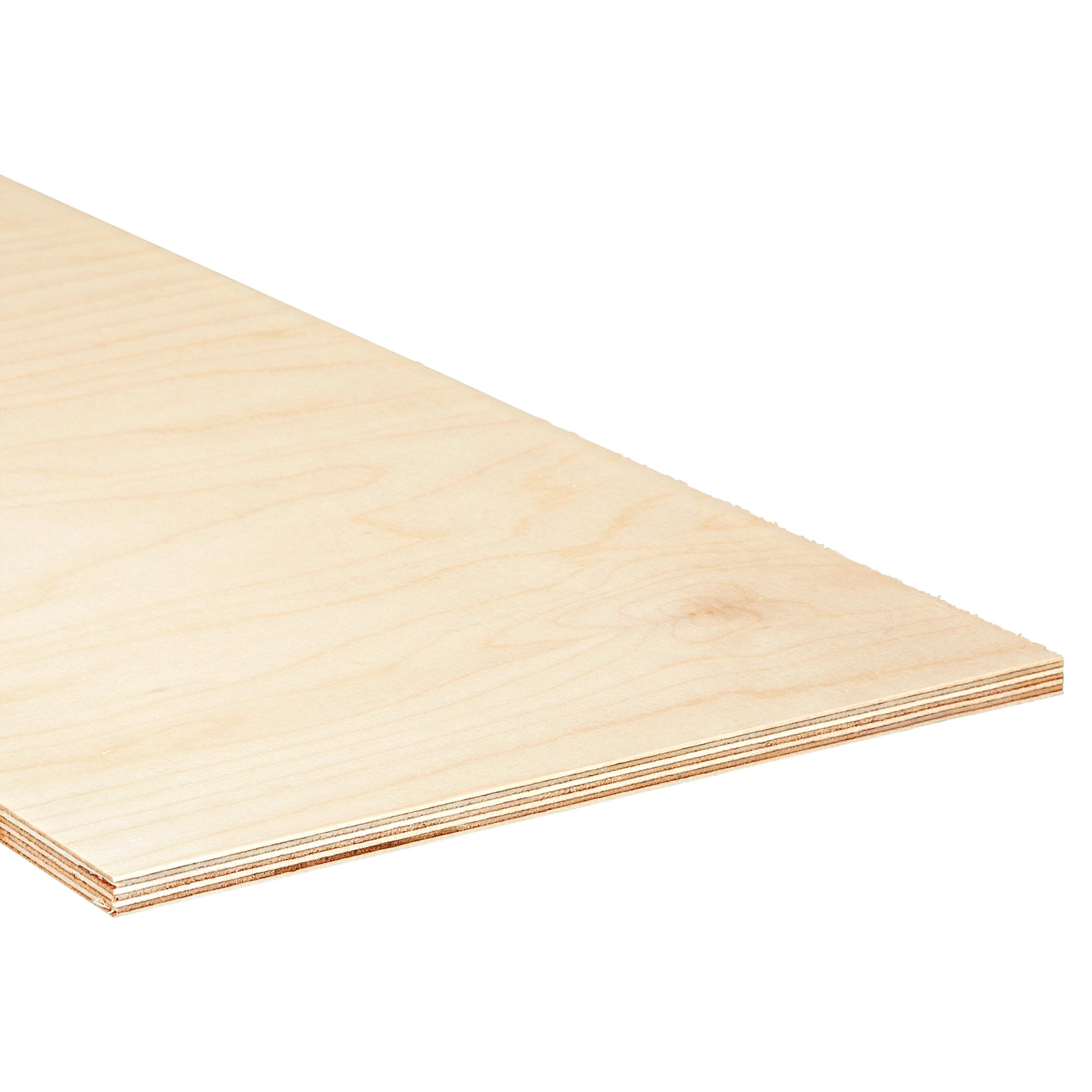 GP 8,92 /€ pro m/² 76 x 50cm PiHaMi/® 3 mm Birke Sperrholzplatte Qualit/ät B//BB