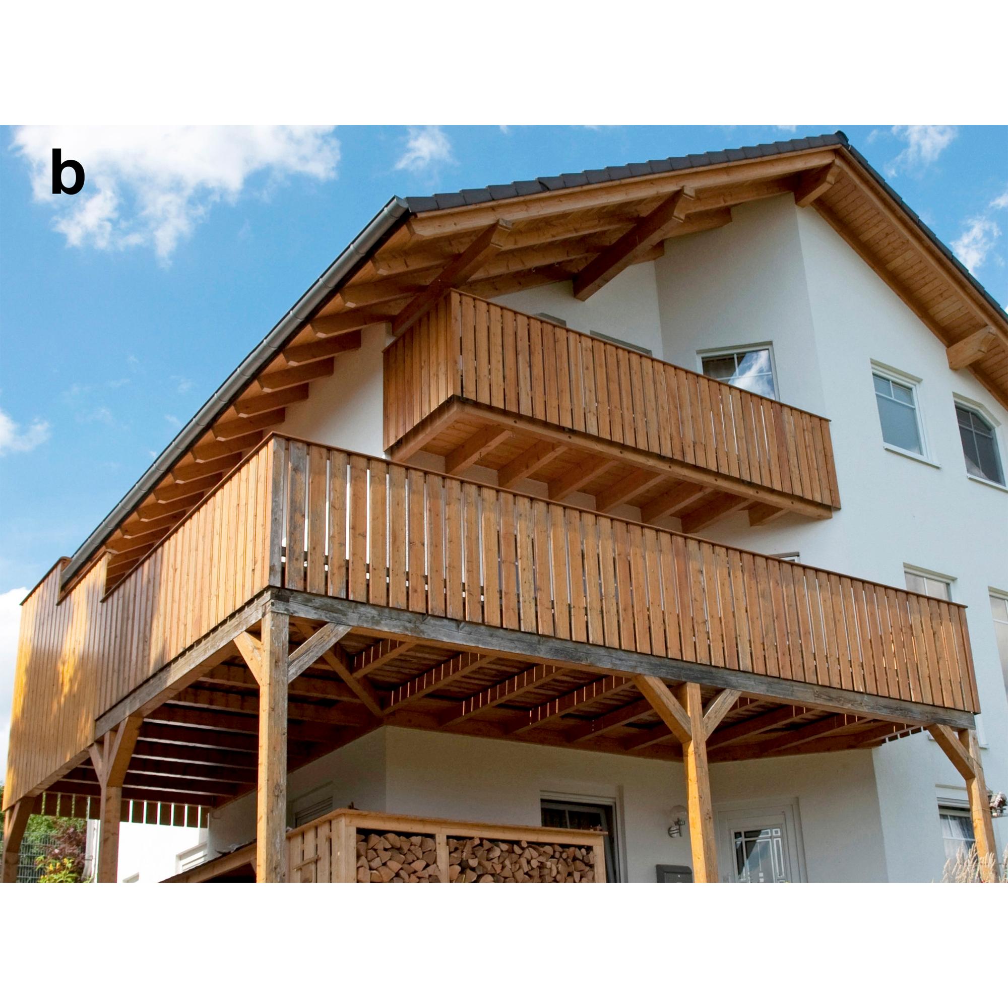 Balkonbrett Luzern 88 X 9 X 1 8 Cm ǀ Toom Baumarkt