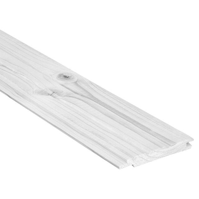 Profilholz B Sortierung Fichte Tanne 12 5 X 96 X 2500mm ǀ Toom Baumarkt