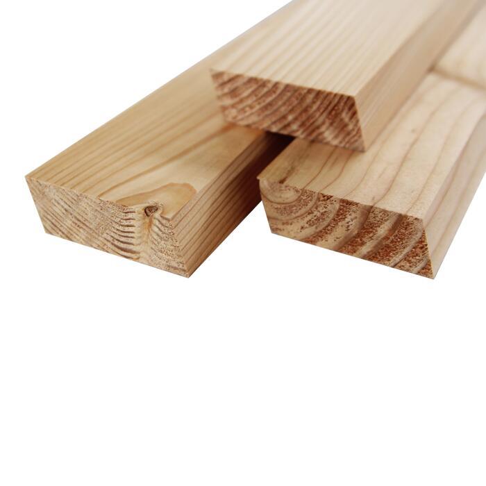 Klenk Holz Sichtschutzsystem Douglasie 200 X 6 7 X 2 4 Cm ǀ Toom Baumarkt