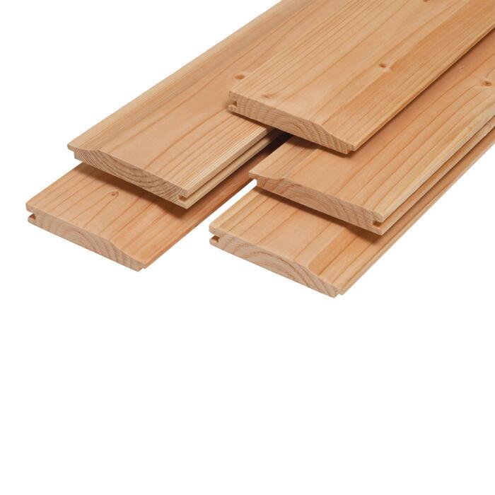 Klenk Holz Stulpschalungsbretter Douglasie 300 X 12 1 X 1 9 Cm ǀ Toom Baumarkt