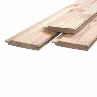 Kombiprofilholz 200 x 12,1 x 1,9 cm