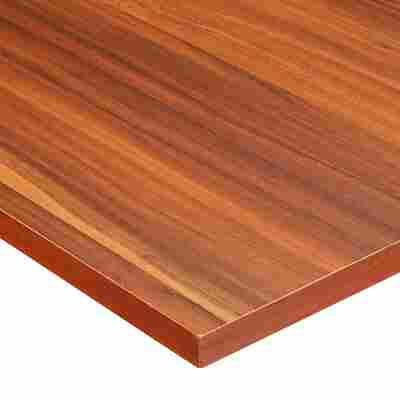 Möbelbauplatte zwetschgefarben 2730 x 300 x 19 mm