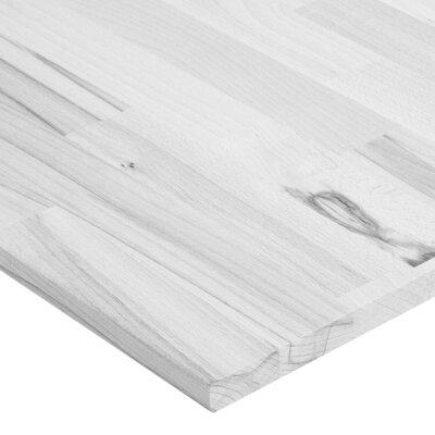 Massivholzplatte Buche 18 x 800 x 200 mm | toom Baumarkt