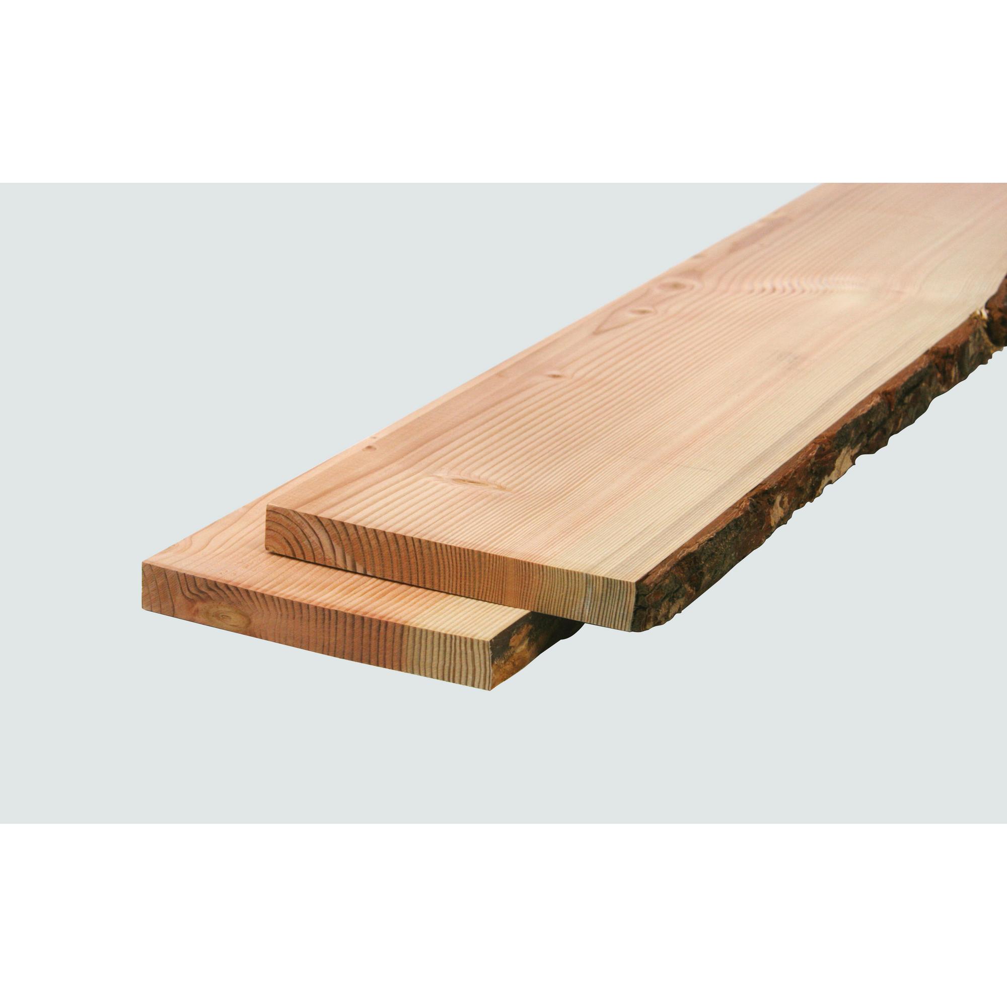 Rettenmeier Do it Wood Massivholzbrett Douglasie einseitig unbesäumt 8 x  8 x 8 mm