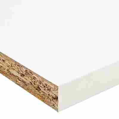 Möbelbauplatte 'eschefarben' 2600 x 200 x 19 mm