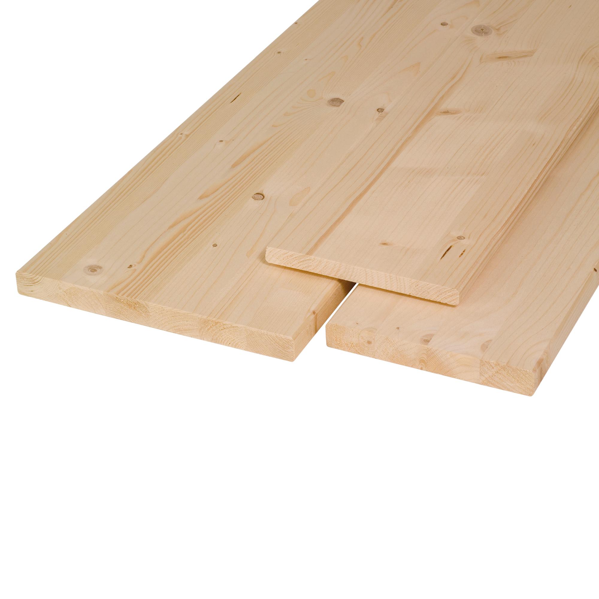 Klenk Holz 003983 Fichte//Tanne 34x54x2.000mm Rahmen gehobelt 8 St/ück