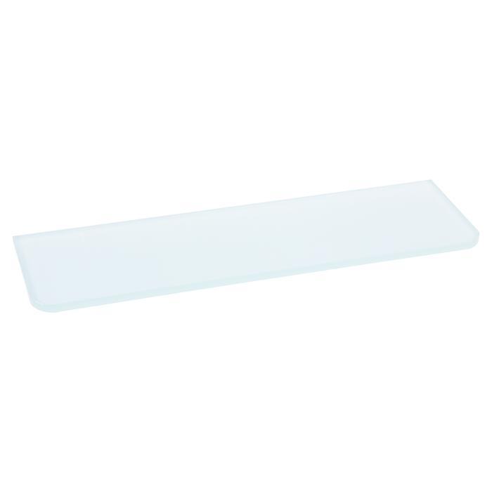 Glasregalboden Glassline Standard 0 8 X 80 X 15 Cm Klar ǀ Toom Baumarkt