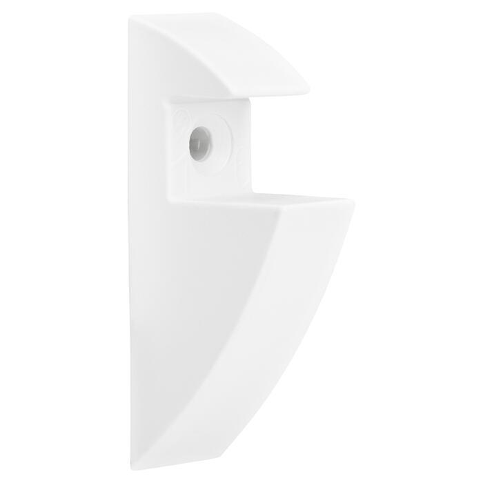Regalhalter Clip Weiss 16 Mm ǀ Toom Baumarkt