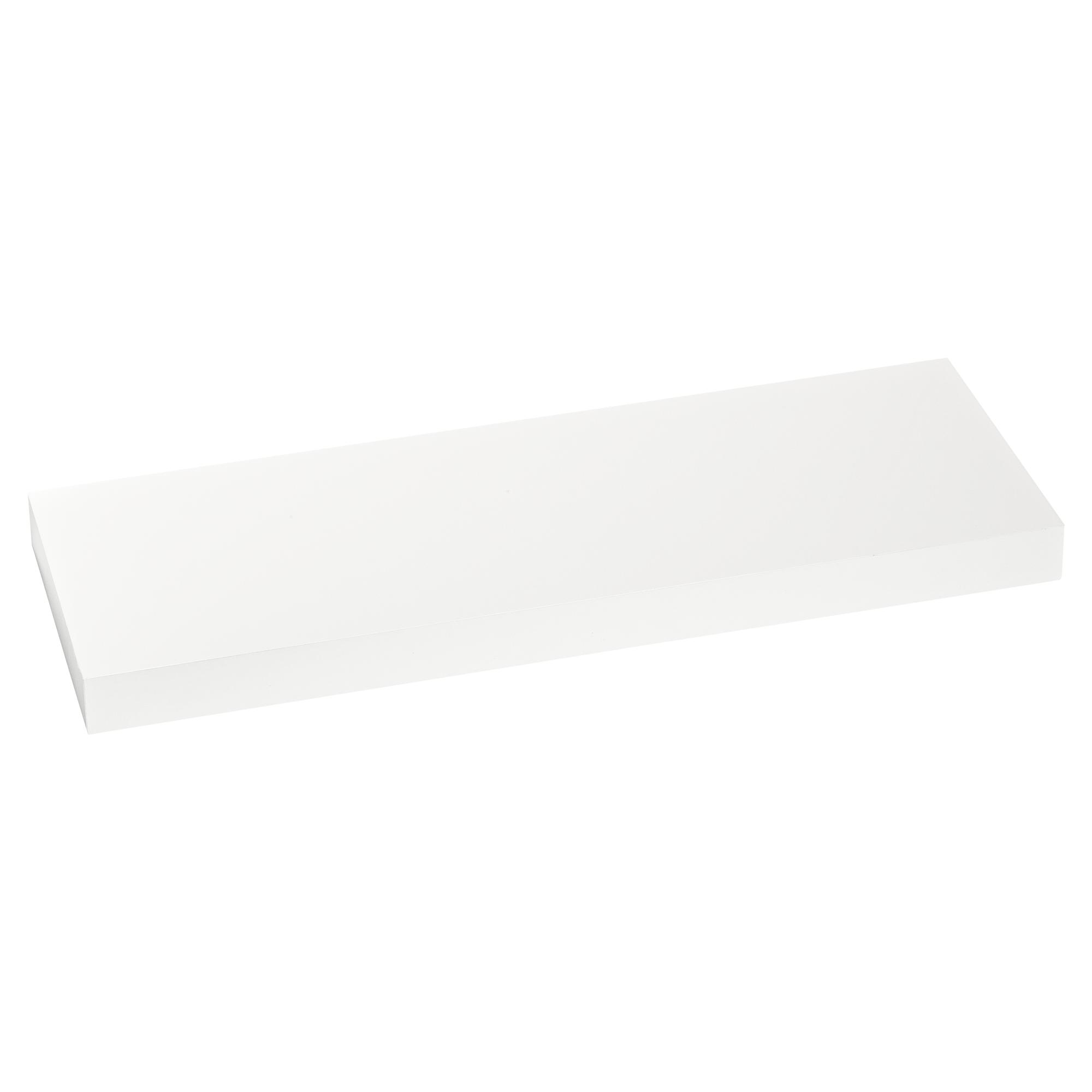Wandboard Basic 57 X 37 20 Cm Weiss Toom Baumarkt