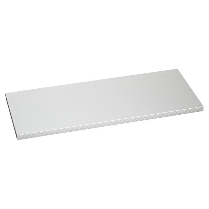 Regalboden Lite 1 9 X 60 X 25 Cm Silbern ǀ Toom Baumarkt