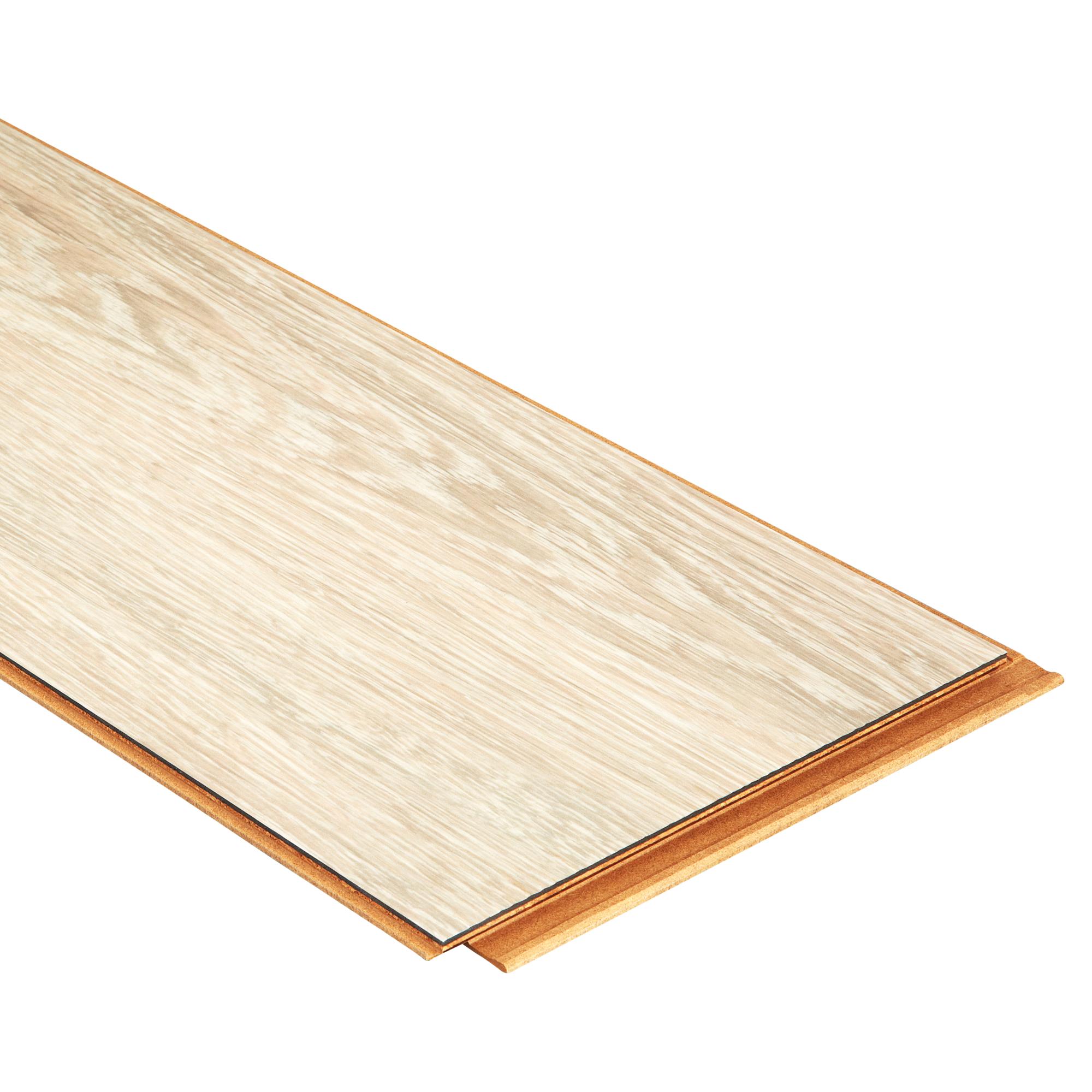 Vinyl Fussbodenbelag Decolife 1220 X 185 X 10 6 Mm Polar Oak ǀ Toom