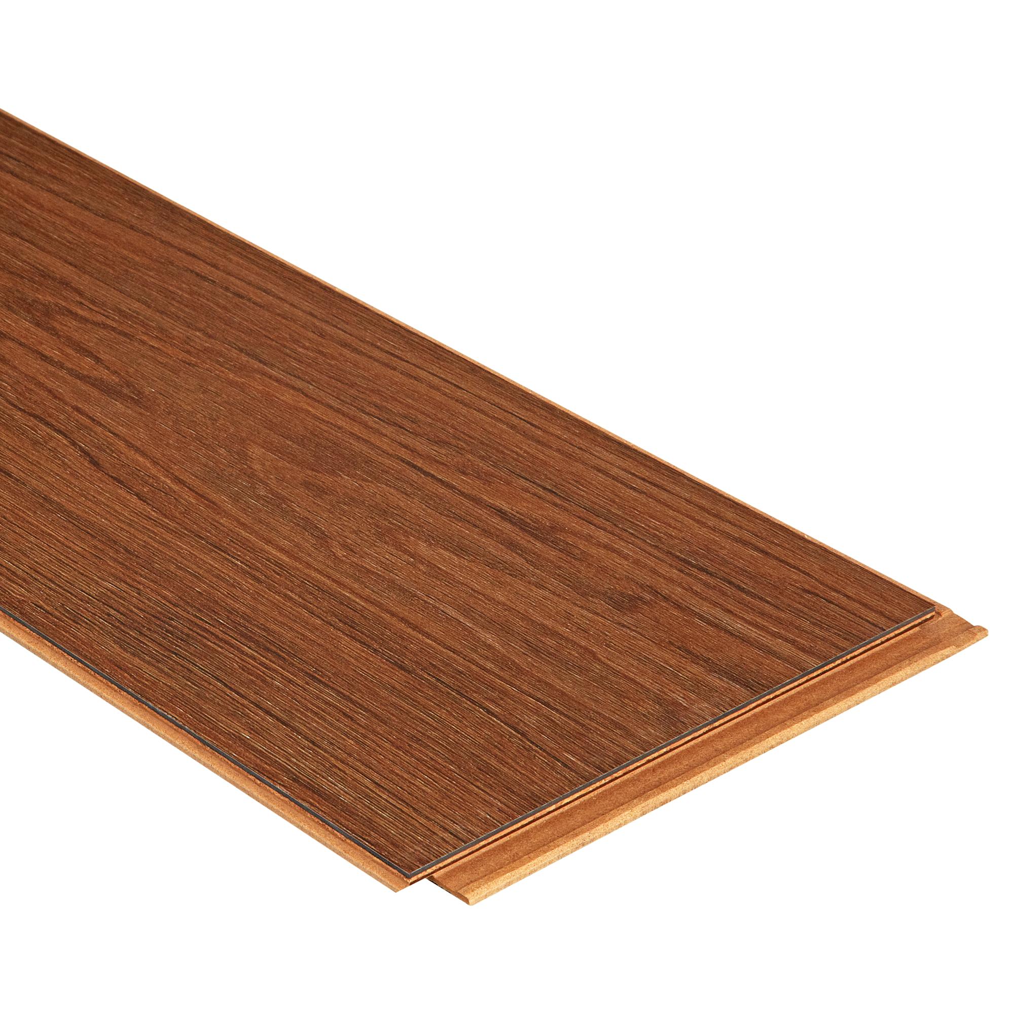 Vinyl Fussbodenbelag Decolife 1220 X 185 X 10 6 Mm Russet Oak ǀ