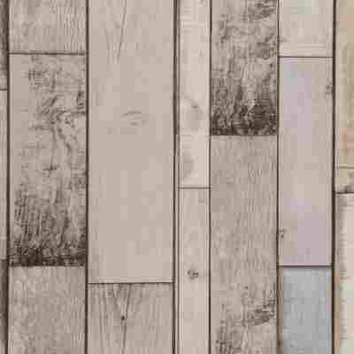 Vinyl-Designboden 'Eiche Shabby Nordic'1219,2 x 177,8 x 4,2 mm