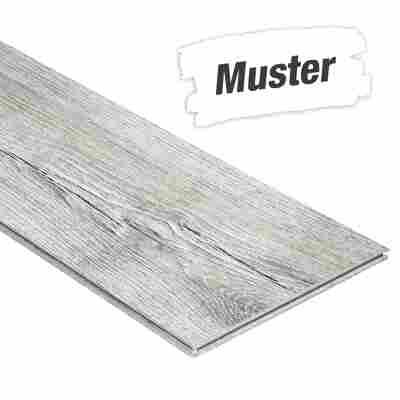 Muster zum Designboden 'NEO 2.0 Wood' Elm Silvergrey 4,5 mm