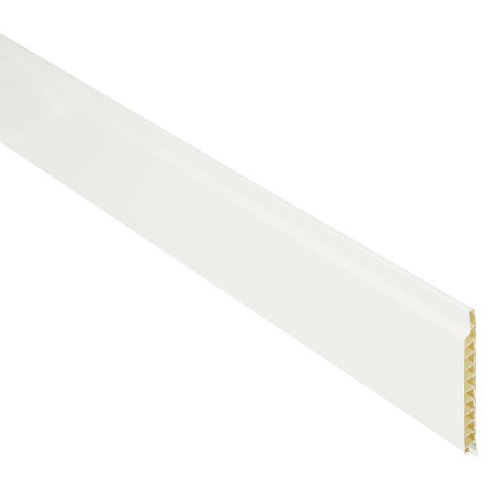 Paneele Duropan Weiss 10 Stuck 270 X 10 5 X 1 Cm ǀ Toom Baumarkt