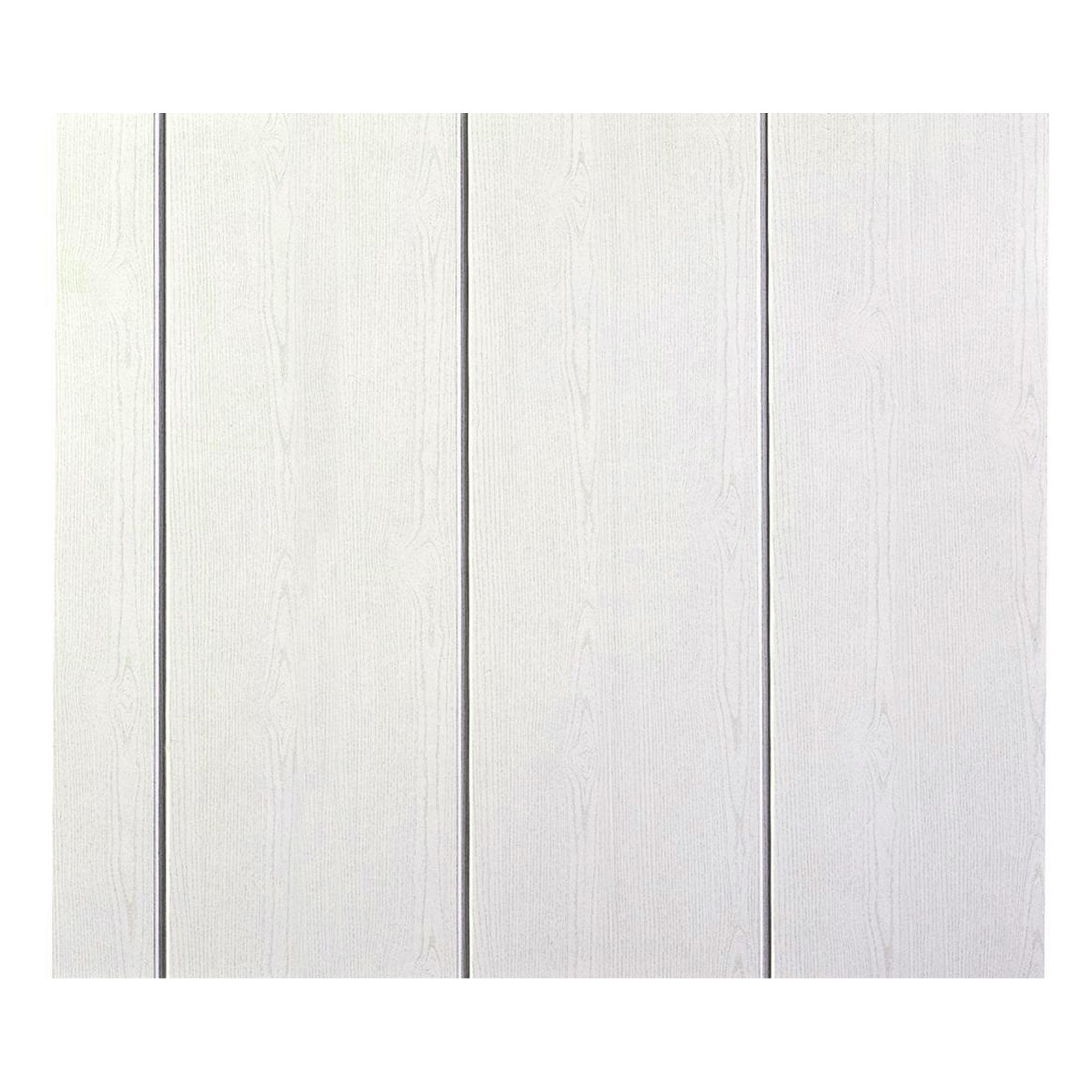 B220 Paneele Esche weiß, 220 x 2205 x 20,20 cm, 20 Stück