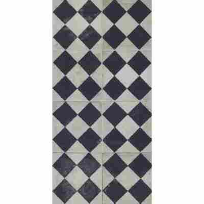 Designboden 'NEO 2.0 Prime' Schachbrett schwarz/weiß 4,5 mm