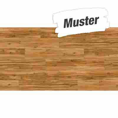 Muster zum Vinylboden 'Basic 4.3' Eiche Memory natur 4,3 mm