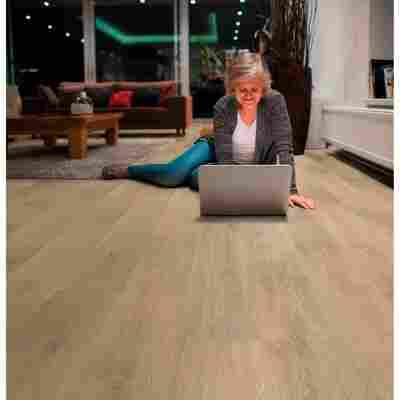 Vinylboden 'Scandic Oak' 3,5 mm