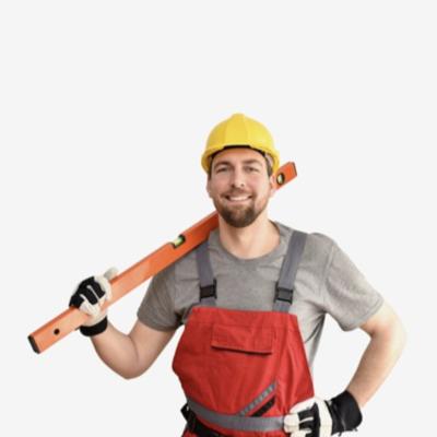 Küchenzeile mit E-Geräten 'Zamora Neapel' KPZN TM2742ICT-9 Weiß/Nachbildung Eiche-hell 270 cm