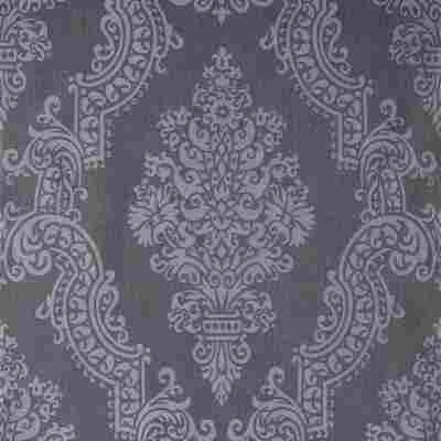 Vliestapete 10,05 x 0,53 m Ornament Jeans grau