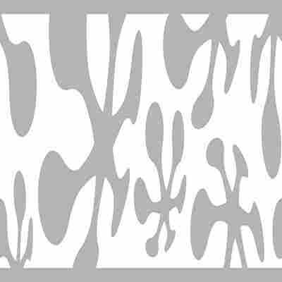 Stick Up Contzen Muster silber