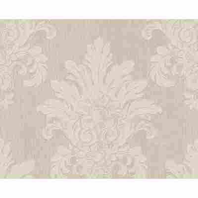 "Vliestapete ""Bohemian"" Ornamente beige metallic 10,05 x 0,53 m"