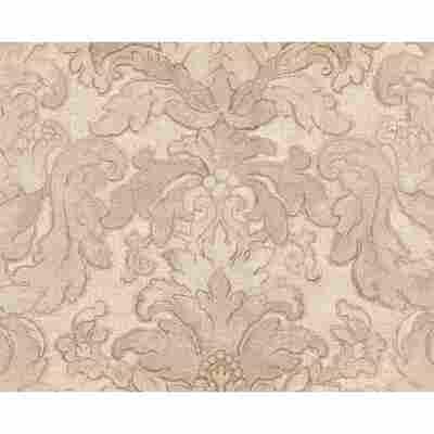 "Vliestapete ""Burlesque"" Ornamente beige/braun 10,05 x 0,53 cm"