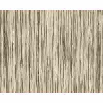 """Vliestapete """"Decoworld"""" Streifen braun/bunt 10,05 x 0,53 m"""