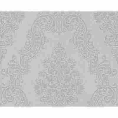 "Vliestapete ""Elegance 2"" Ornamente beige/grau 10,05 x 0,53 m"