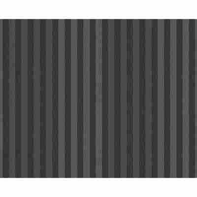 "Vliestapete ""Metropolis by Michalsky Living"" Streifen schwarz 10,05 x 0,53 m"