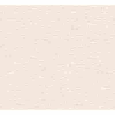 "Strukturprofiltapete ""OK 4"" Uni beige 10,05 x 0,53 m"