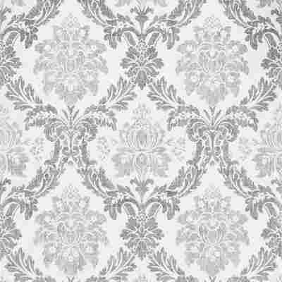 "Vliestapete ""Secret Garden"" Ornament grau/beige 10,05 x 0,53 m"