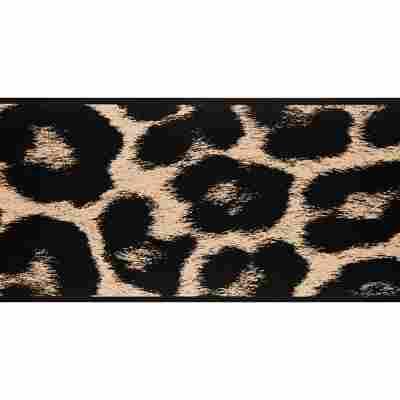"""SK-Borte """"Leopard"""" schwarz/braun 10,6 cm"""