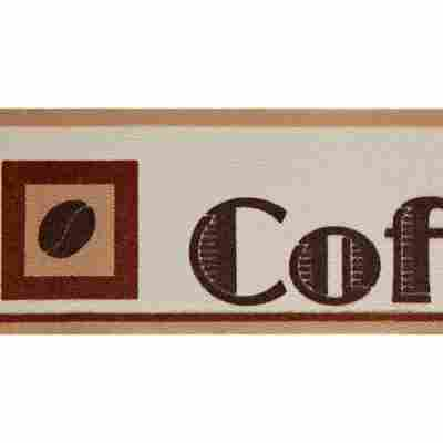 "SK-Borte ""Coffee"" beige/braun 10,6 cm"