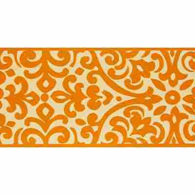 """SK-Borte """"Ranke"""" orange 5,3 cm"""