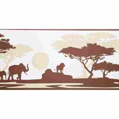 """Borte """"Afrika"""" braun/beige 17,7 cm"""