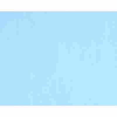 Strukturprofiltapete Uni blau 10,05 x 0,53 m