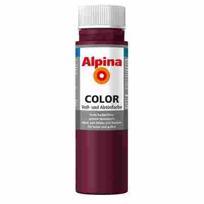 Color Voll- und Abtönfarbe 'Berry Red' seidenmatt 250 ml