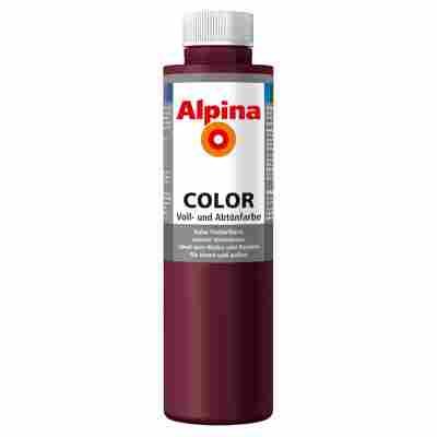 Color Voll- und Abtönfarbe 'Berry Red' seidenmatt 750 ml