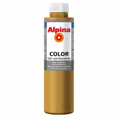 Color Voll- und Abtönfarbe 'Sahara Brown' seidenmatt 750 ml