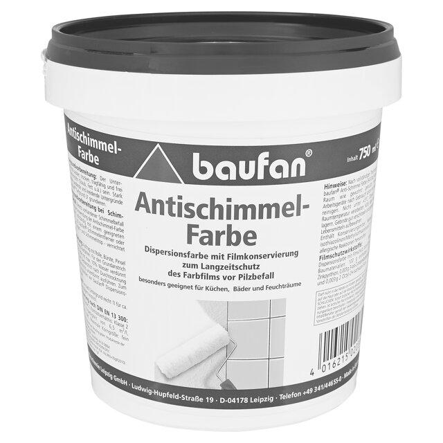 Baufan Antischimmelfarbe 750 Ml ǀ Toom Baumarkt